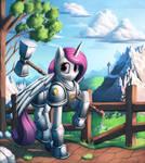 Knight Celestia
