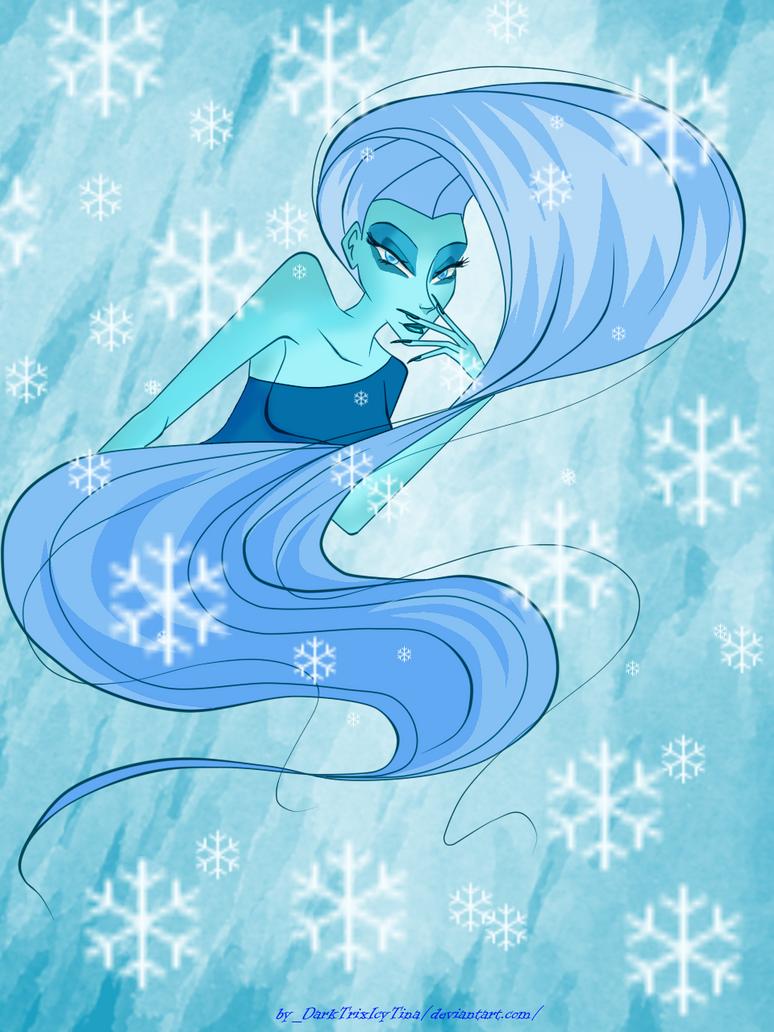 Ice Queen by DarkTrixIcyTina