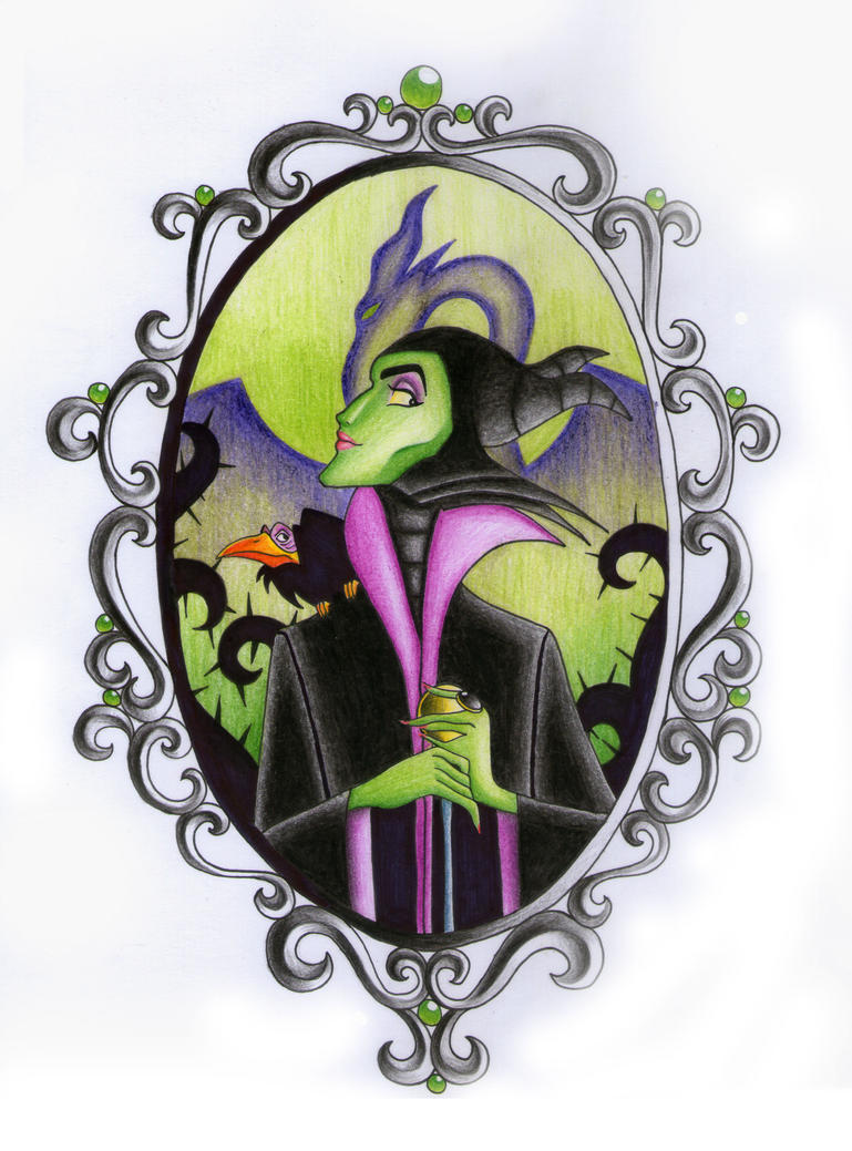 Maleficent by Barbarah98