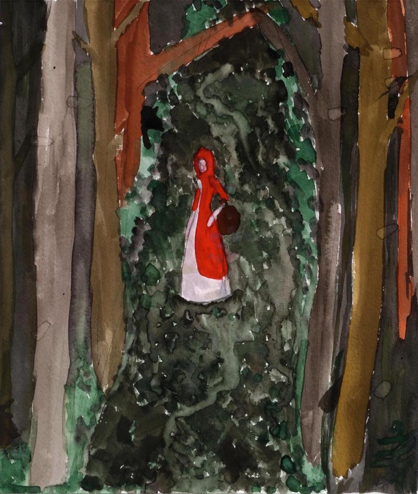 Dans Un Bois by zavl