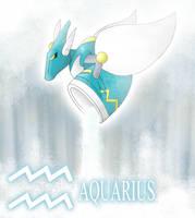 Aquarius by cobaltdragon