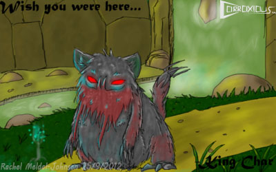 King Char Greetings by KingCharEdCoal