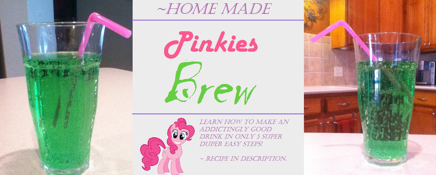 Pinkies brew recipe by Invader-Mika7