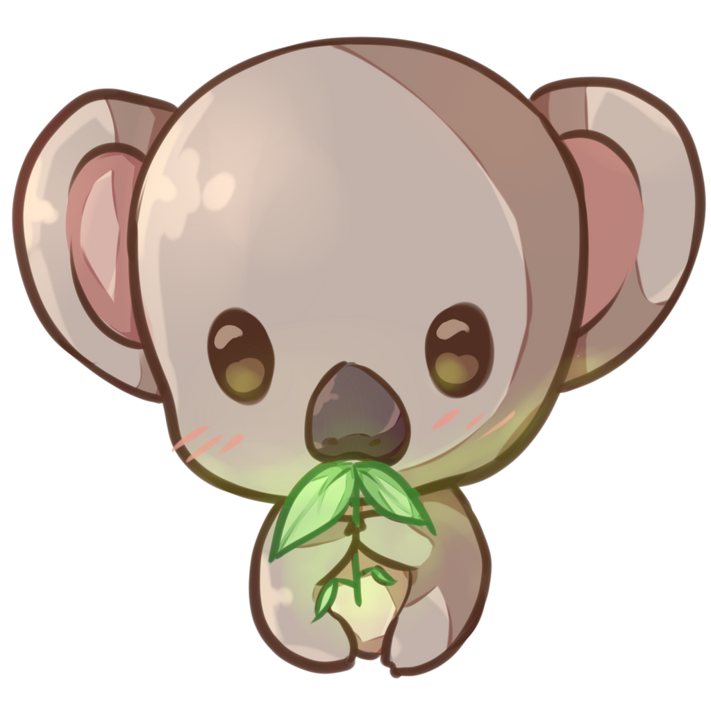 Kawaii Koala Copie by Dessineka on DeviantArt