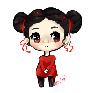 Pucca By Skullmask04 On Deviantart
