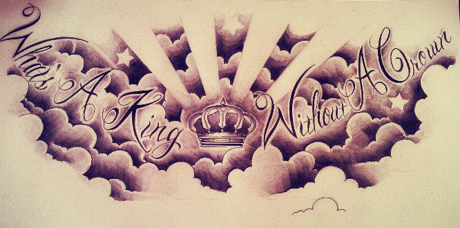 Chest Piece Tattoo Design By MontyKVirge On DeviantArt