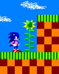Sonic Amstrad CPC