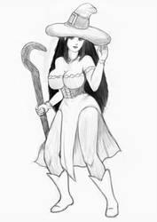 Dr Crown's sorceress v2