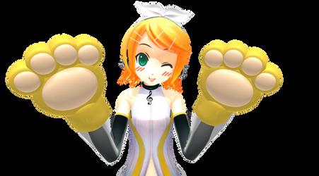 Paws gloves DL