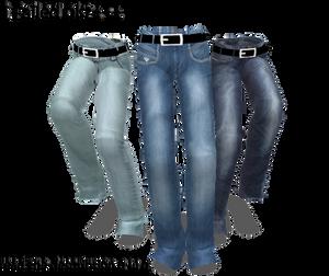 MMD Textured pants DL