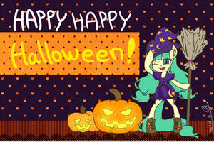 Happy Nightmare Night! (or Halloween Day) by GGongNyang