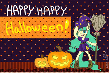 Happy Nightmare Night! (or Halloween Day)