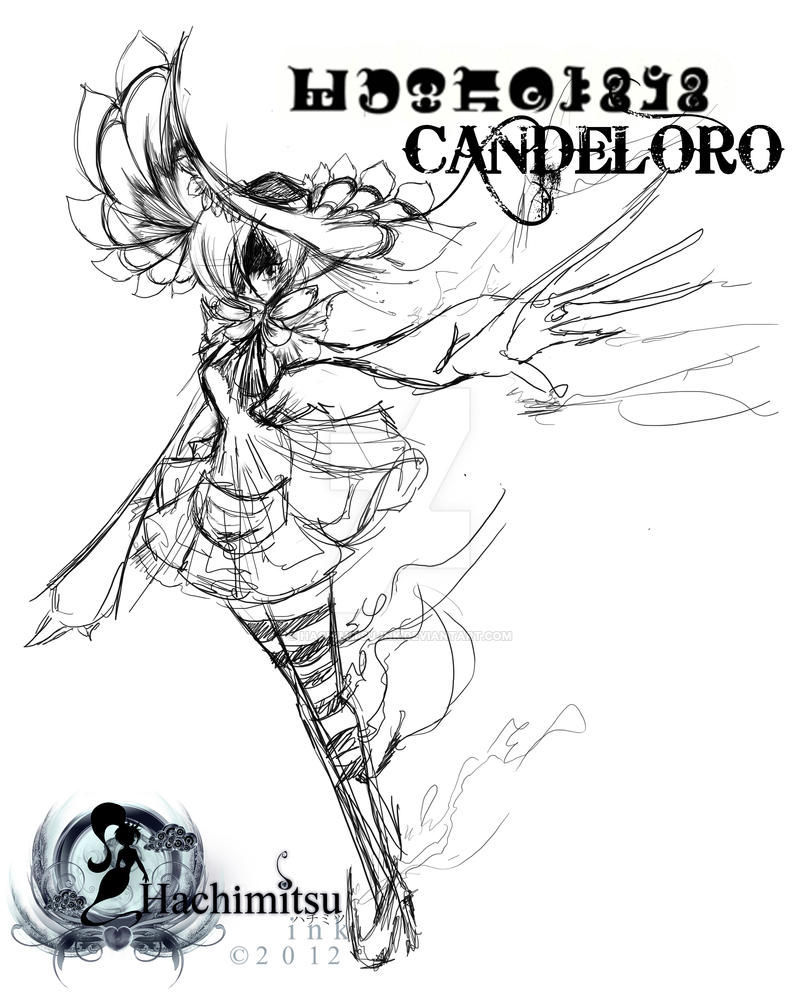 Mami tamoe witch form - Candeloro by hachimitsu-ink on DeviantArt