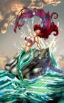 Mermaid Princess Ariel