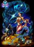 Forbidden Treasure - Genie Bottle
