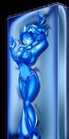 Slave Elsa Carbonite