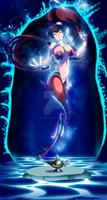 Genie Jasmine x Mermaid Ariel ($7 SFW Set)