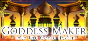 Goddess maker banner (Genie realm) by hachimitsu-ink