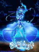 Steven Universe - Lapis Lazuli by hachimitsu-ink