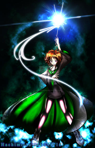 Wizarding World - Merula Snyde by hachimitsu-ink