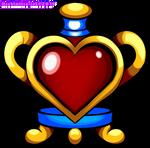 Shantae - Risky Revenge - Heart holder