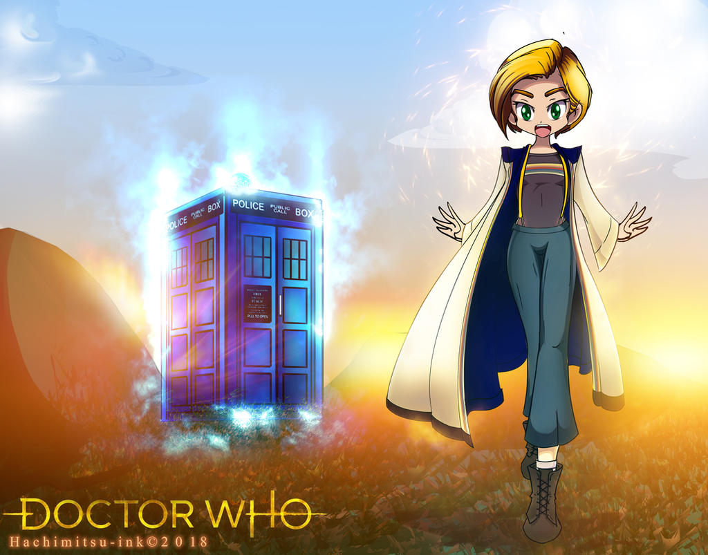 Doctor Who - 13th by hachimitsu-ink