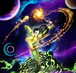 Phenominal cosmic powers - Eden
