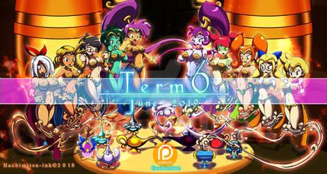 Patreon Excl -  Shantae Snake Princess Genie Harem