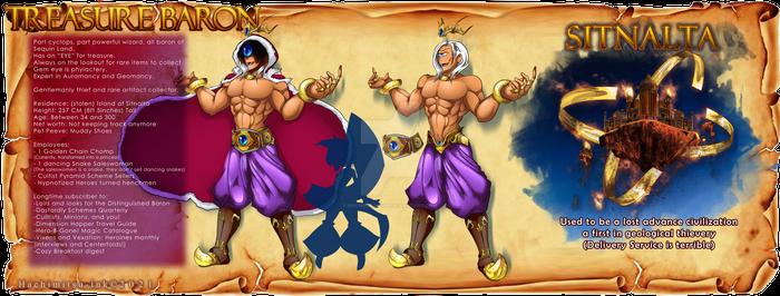 Treasure Baron profile
