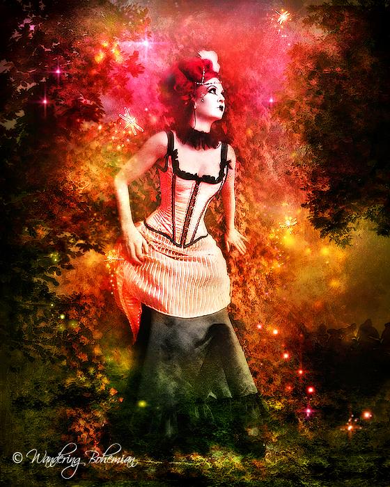 Magic Garden by WanderingBohemian