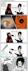 Itachi's true backup plan by Tionniel