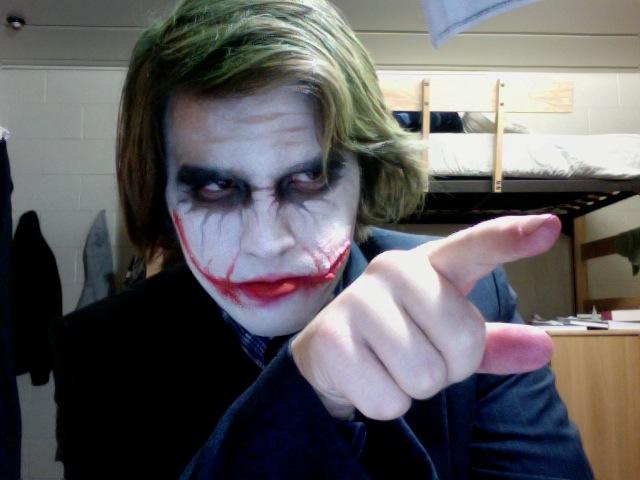 Joker wants YOU by thetaggett
