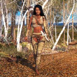 Ilona su Quessos: High Commander of the Raptors