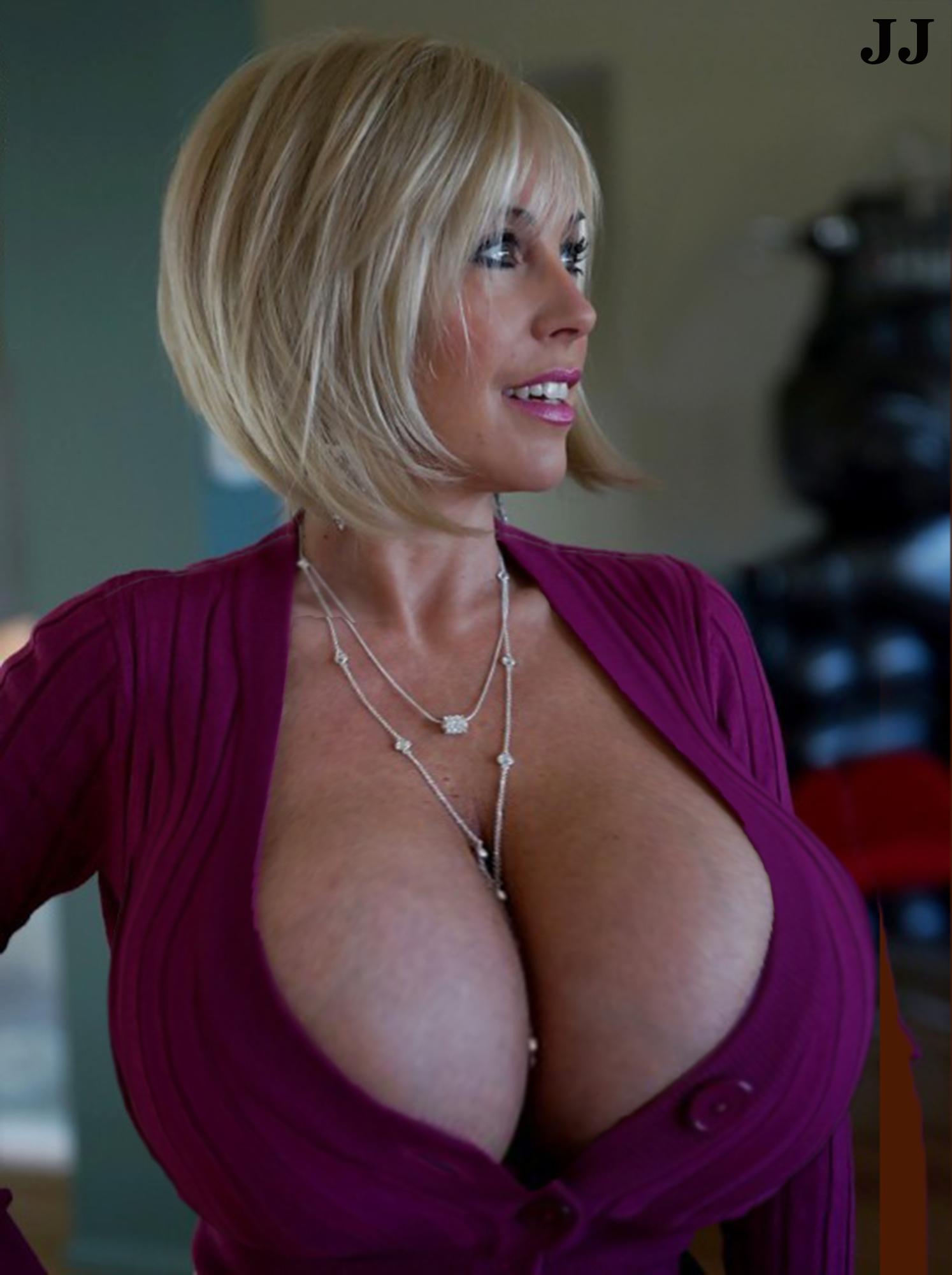 big tits of the world