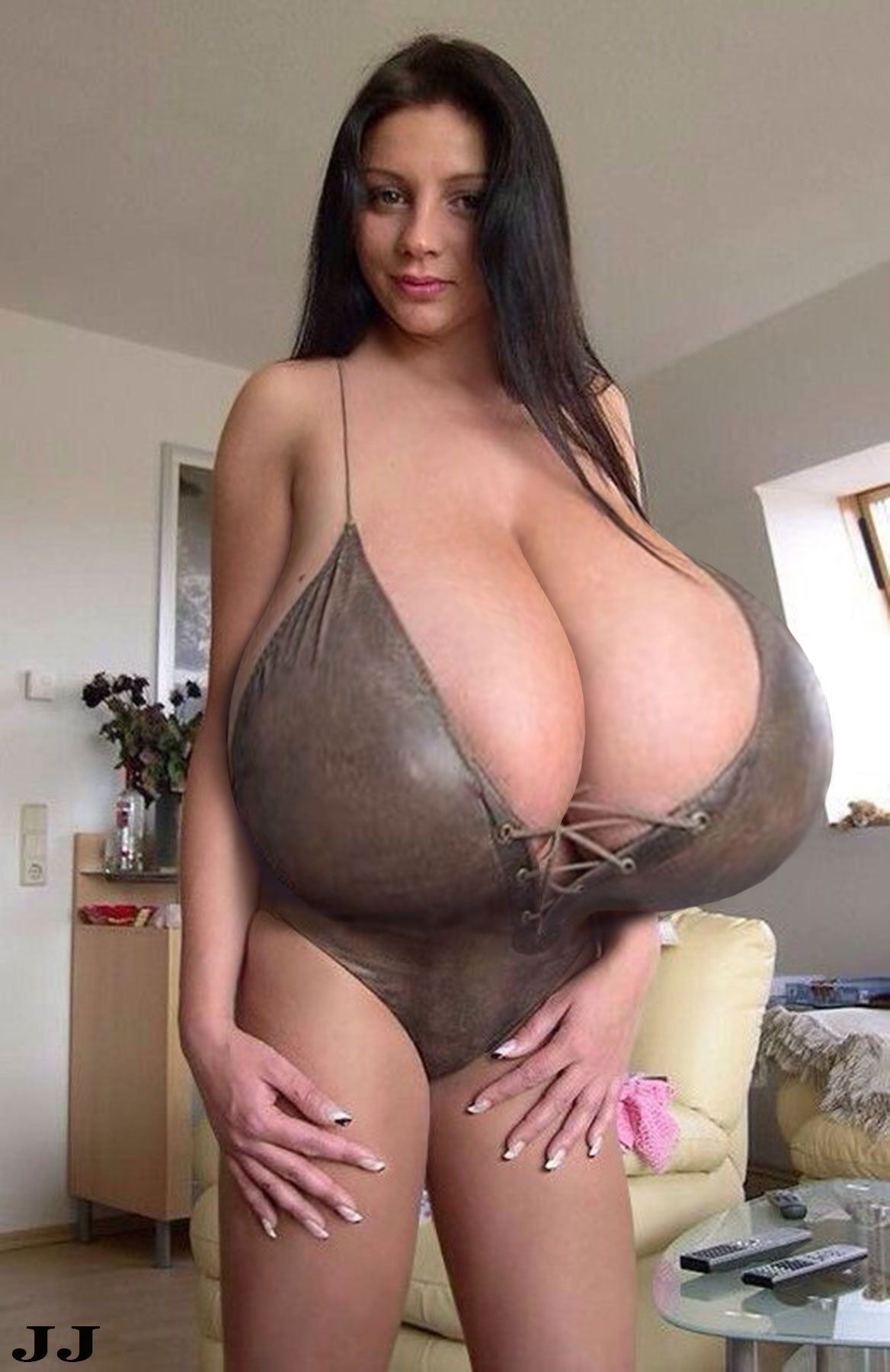 Getting nadine tits pussy hot
