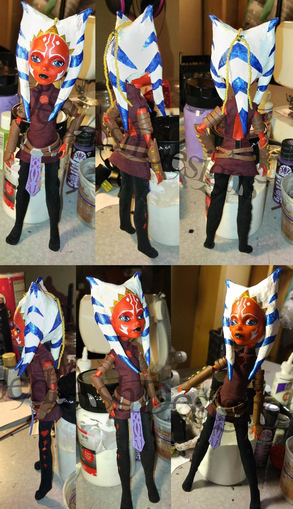 Ahsoka Tano Star Wars: The Clone Wars One Sixth Scale