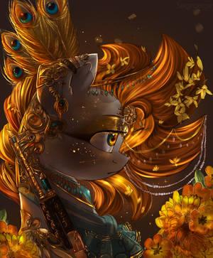 Goldie by Segraece