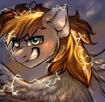 Storm boi by Segraece