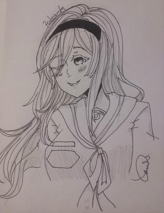 Teen Fem Shinya by Redscarletheart