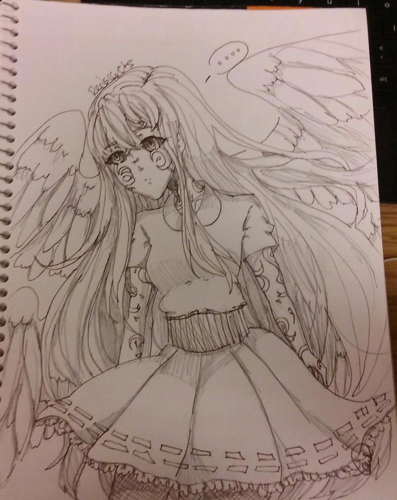Mirai Kimizuki by Redscarletheart