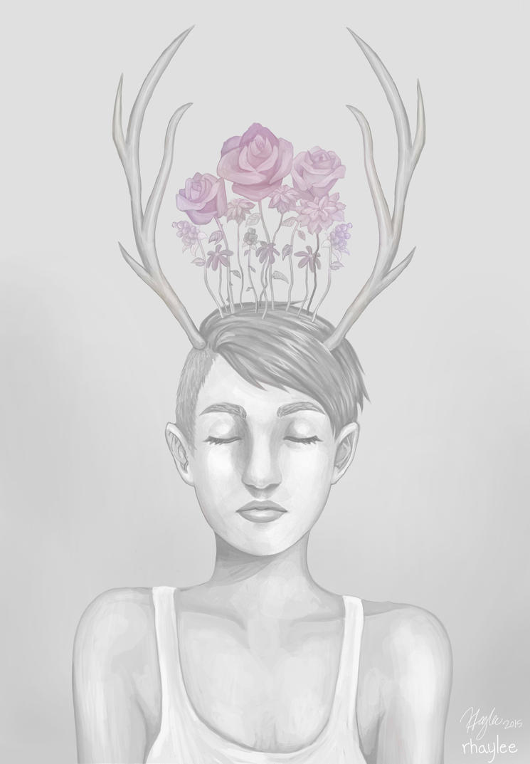 The Mind is a Garden by Rhaylee