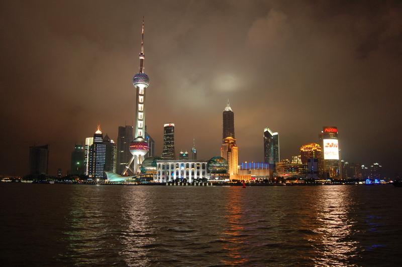 Shanghai by tr3ocrue