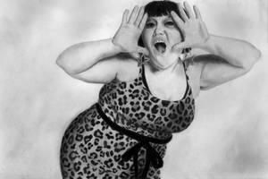Beth Ditto by luzifersdaughter