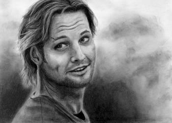 Sawyer by luzifersdaughter