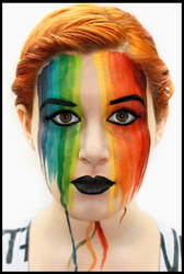 I see your true colours.