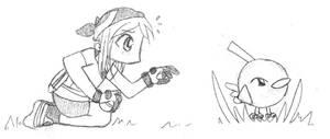Pokemon Ruby 2 by europa-chan