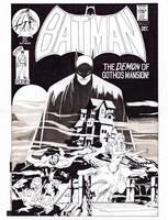 Batman Cover Recreation 1 by JesterretseJ