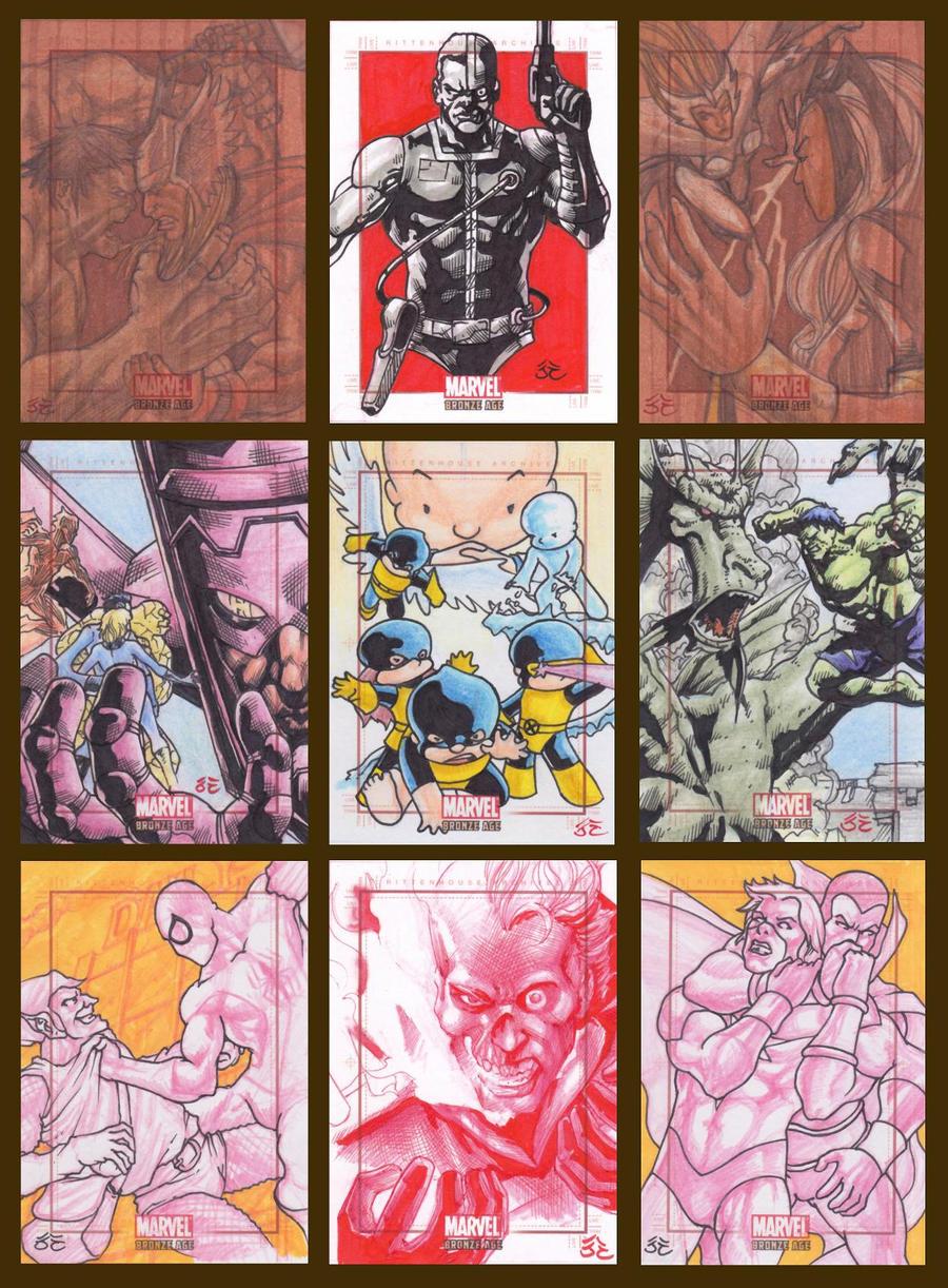 Marvel Bronze Age SC by JesterretseJ