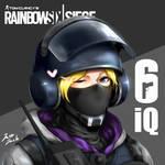 rainbow six siege iq