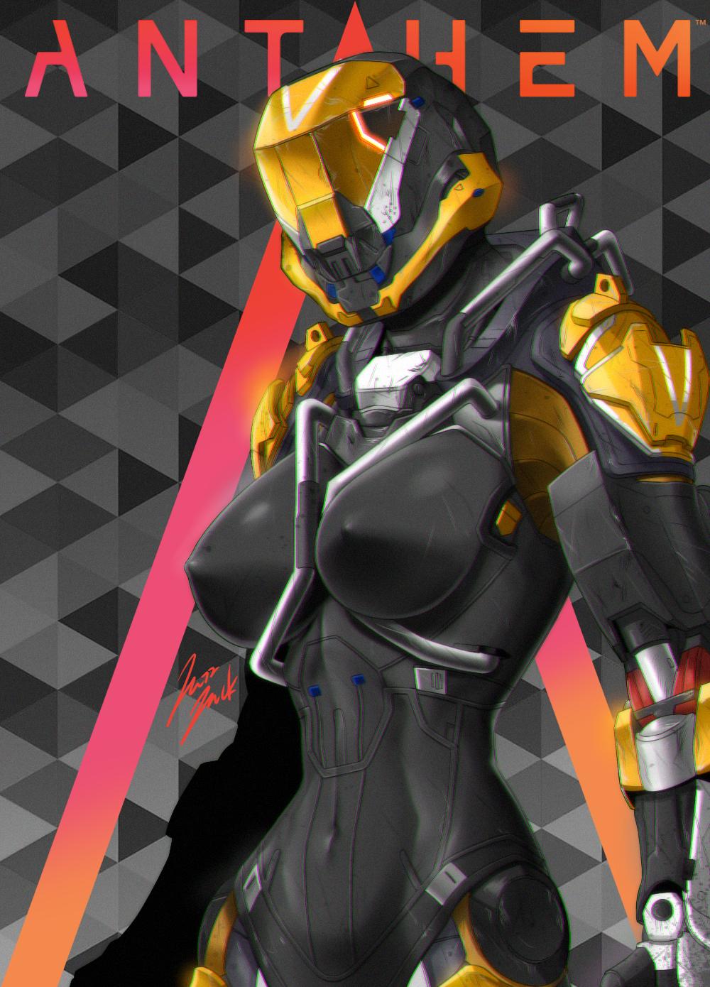Anthem Ranger Javelin By Jazzjack Kht On Deviantart
